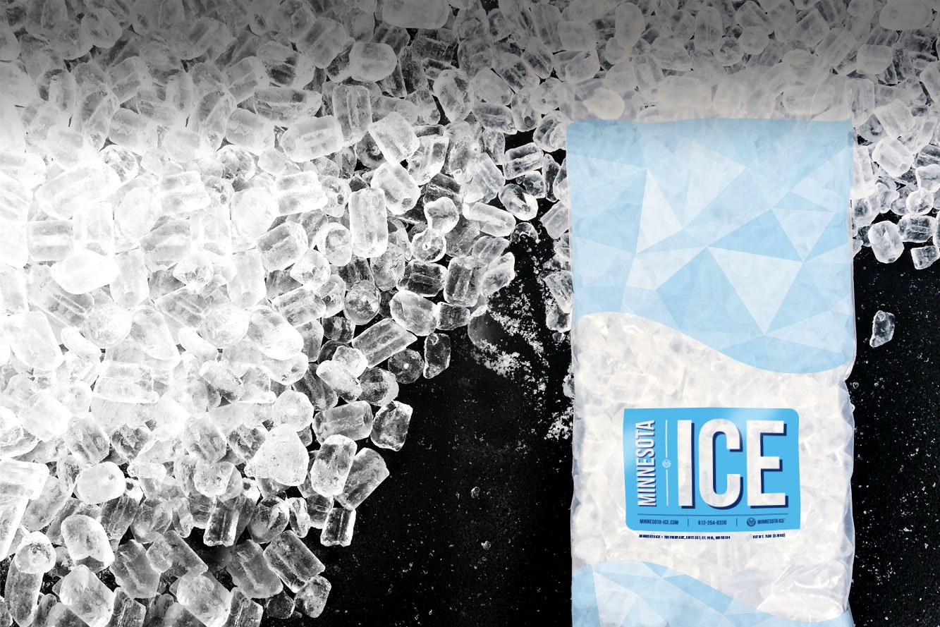 Packaged Ice Now Available